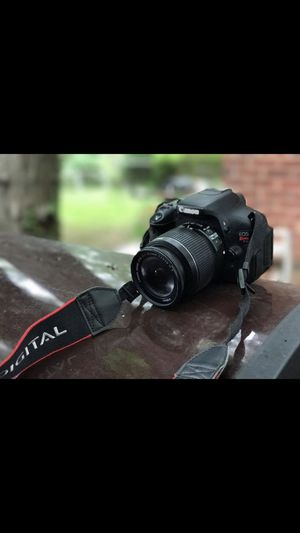 CANON T3I CAMERA for Sale in Rockville, MD