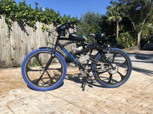 Motorized bike 80cc for Sale in Fort Lauderdale, FL