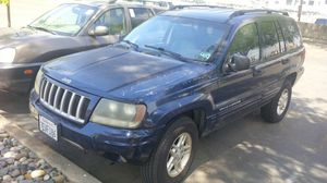 2003 Jeep Grand Cherokee parts car v8. Runs for Sale in Pleasanton, CA
