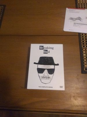 Breaking bad complete DVD series for Sale in Colorado Springs, CO