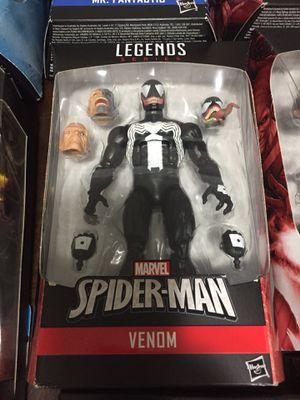 Marvel Legends Venom Absorbing Man BAF for Sale in Hialeah, FL