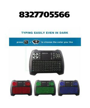 Wireless mini Keyboard remote for Sale in Pasadena, TX