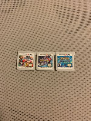 Nintendo 3ds Games CHECK DESCRIPTION FOR PRICES for Sale in Rancho Cucamonga, CA