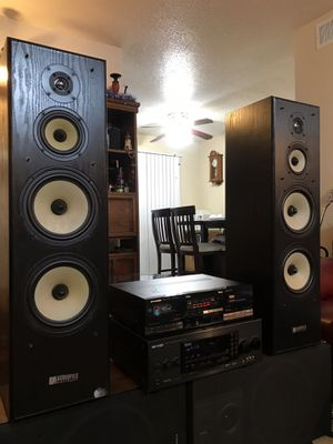 Set of Stereo Systems ! for Sale in Euless, TX