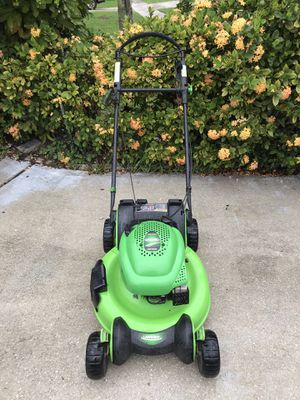 LAWNMOWER - LAWNBOY 10685 INSIGHT SERIES 21-INCHES 6.5 HP GAS POWERED SELF-PROPELLED LAWN MOWER WITH SENS-A-SPEED, WORKD GREAT.. for Sale in Lake Worth, FL