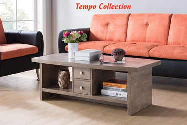 NEW, CYS Coffee Table, Hazelnut Finish, SKU# 172253CT for Sale in Westminster,  CA