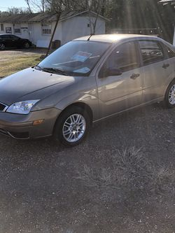 2005 Ford Focus for Sale in San Augustine,  TX