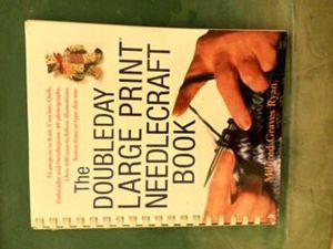 Needlecraft book for Sale in Fontana, CA