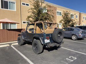 1999 Jeep Wrangler for Sale in Santee, CA