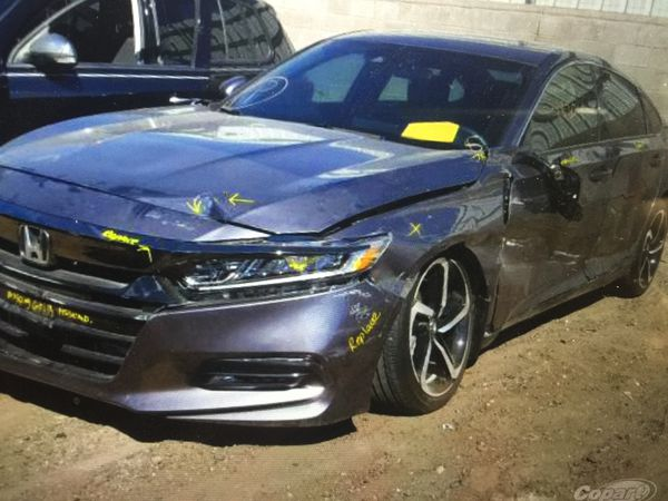 2018 Honda Accord. Parts !!!!