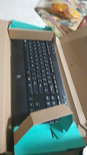 Mk320 wireless logitech keyboard(no mouse) for Sale in Fort Pierce, FL
