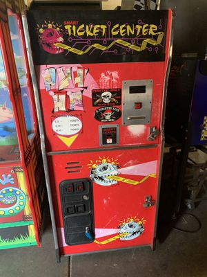 Ticket either Arcade for Sale in Hayward, CA
