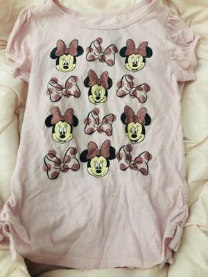 Minnie Mouse 6T top for Sale in Delray Beach, FL