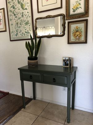 Home goods entryway table for Sale in San Diego, CA
