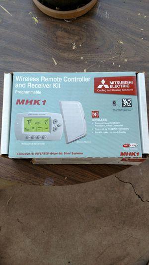 Mitsubishi wireless remote and receiver kit for Sale in Abilene, TX