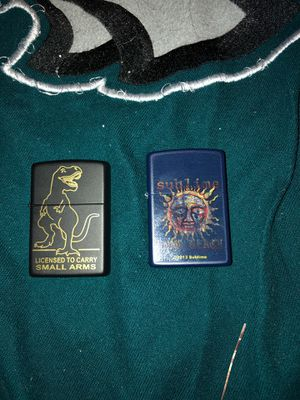 Zippo lighters: Sublime and T-Rex for Sale in Philadelphia, PA
