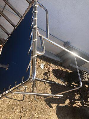 Custom Boston Whaler t-top stainless steel for Sale in Laguna Hills, CA