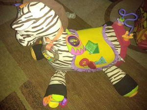 Big activity zebra for Sale in Laurel, MD