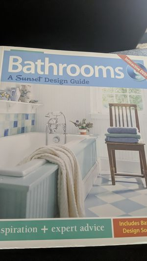 Bathrooms design guide with interactive DVD for Sale in Rogers, AR