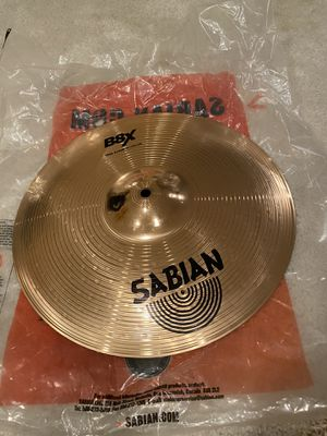 """Thin crash 14"""" for drums for Sale in Riverside, CA"""