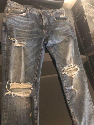 Zara man denim jeans for Sale in Washington, DC