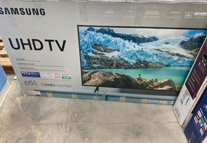 Samsung UN65RU7100FX 65in tv🤩🤩🤩 7NV for Sale in Ontario, CA