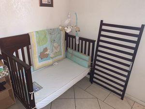 Graco baby crib for Sale in Fontana, CA