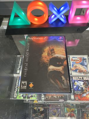Twisted metal black $15 Gamehogs 11am-7pm for Sale in Commerce, CA
