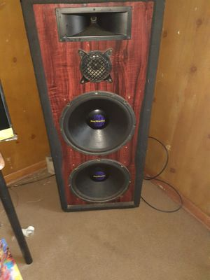 Speakers and DJ equipment for Sale in Detroit, MI