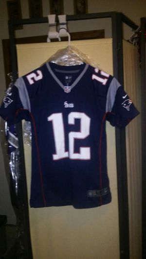 PATRIOTS Youth Jersey. . MED for Sale in Pomona, CA