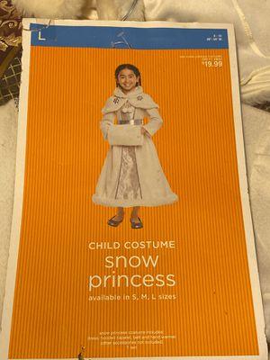 Costume Anna Elsa Frozen type princess 8-10 girls for Sale in Brandon, FL
