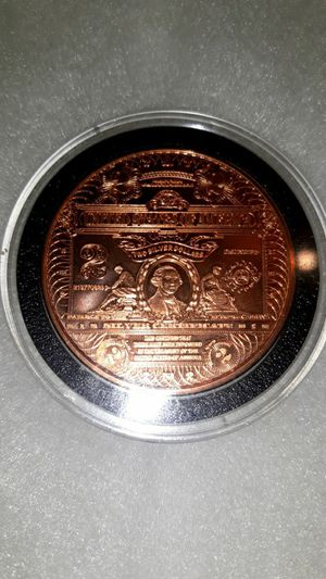 FREE 1OZ FINE COPPER .999 for Sale in Sterling Heights, MI