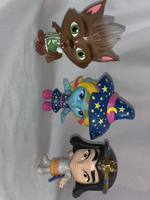 Super Monsters doll figures. for Sale in Fort Belvoir, VA