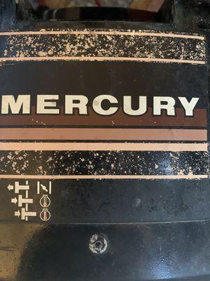 Mercury 18xd Tiller Motor for Sale in Holiday, FL