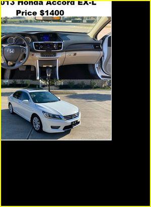 ֆ14OO Honda Accord EX-L for Sale in Minneapolis, MN