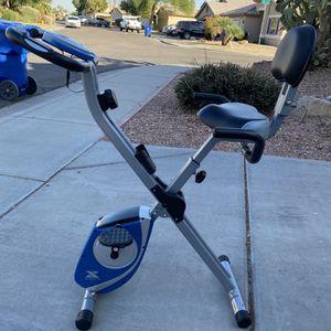 Xterra Fitness Folding Exercise Bike for Sale in Avondale, AZ