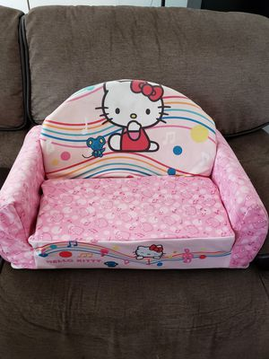 Hello Kitty toddler (or kids) couch/bed for Sale in Philadelphia, PA