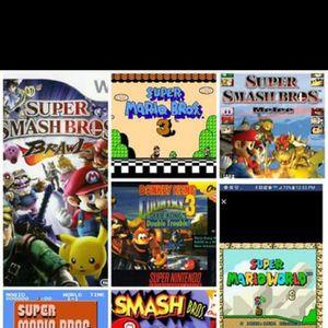 Nintendo Wii Gamecube Retro Classic Old School Games for Sale in Glendale, AZ