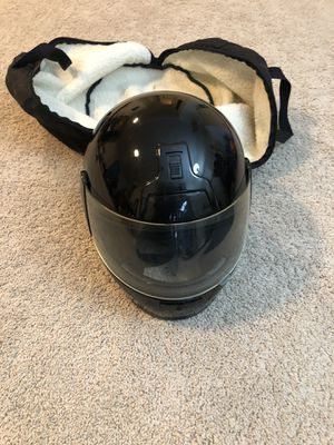 Full face motorcycle helmet for Sale in Gaithersburg, MD