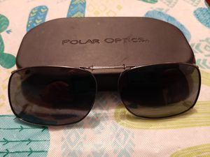Clip on sunglasses shades for Sale in La Porte, TX