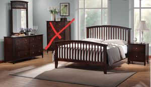 King size bedroom set for Sale in Round Rock, TX