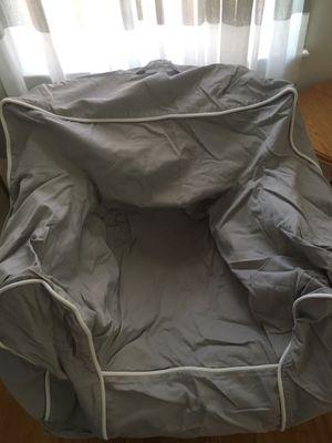 Pottery Barn Kids Anywhere Chair - Oversized slip cover for Sale in Alexandria, VA