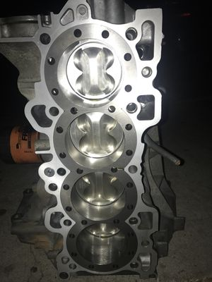 Part out - Honda Acura gsr b18c type r fully built sleeved block freshly honed for Sale in San Diego, CA