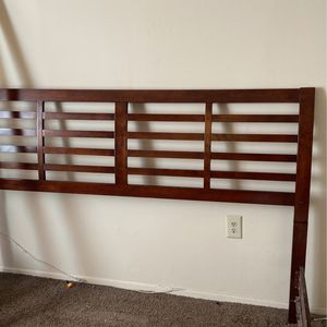 King Size Bed Frame for Sale in Washington, DC