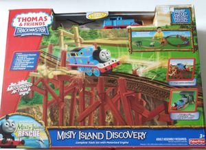 NEW! Thomas & Friends Trackmaster Misty Island Discovery for Sale in Framingham, MA