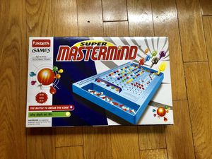 Super mastermind funskool game - for ages 8 and above for Sale in New York, NY