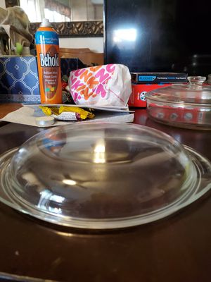 "Pyrex lid for a 8"" bowl for Sale in Riverside, CA"