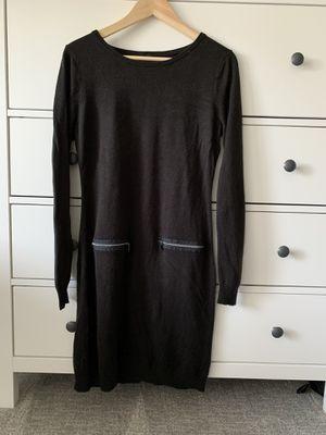 Black mini dress size medium for Sale in Kent, WA