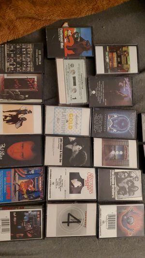 Cassette tapes for Sale in Pleasanton, CA