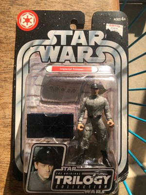 Star Wars: Original Trilogy Collection Imperial Scanning Trooper Action Figure for Sale in Campbell, CA